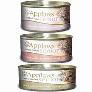 Applaws Senior Cat