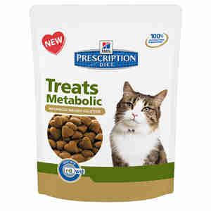 Hills Prescription Diet Feline Metabolic Treats