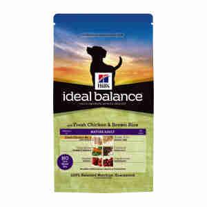 Hill's Ideal Balance Adult Mature Dog Food