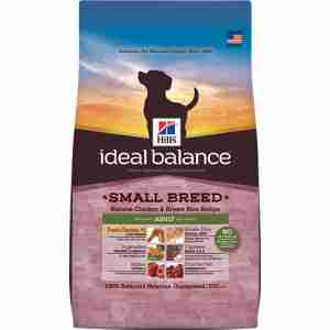 Hill's Ideal Balance Adult Small Dog Food