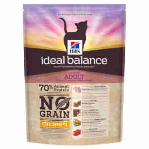 Hill's Ideal Balance Adult No Grain Cat Food