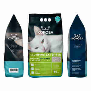 Kokoba Natural Clumping Cat Litter