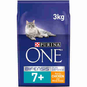 Purina ONE Senior 7+ Chicken & Wholegrain