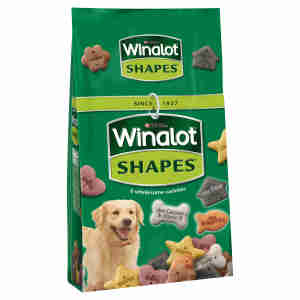 Winalot Shapes Dog Biscuits