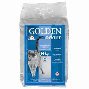 Golden Odour Cat Litter