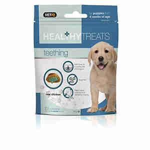 Mark & Chappell Healthy Treats Teething Treats For Puppies