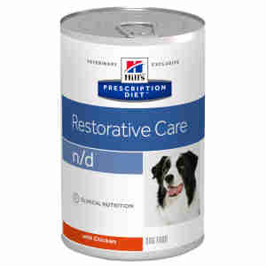 Hill's Prescription Diet Canine n/d