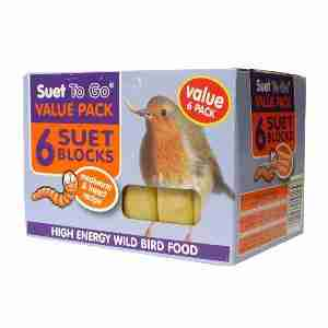 Mayfield Suet To Go Value
