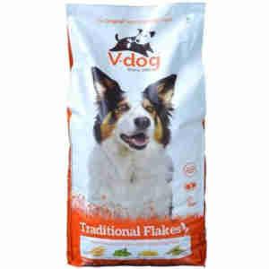 V-dog Vegetarian Traditional Flake Vegan
