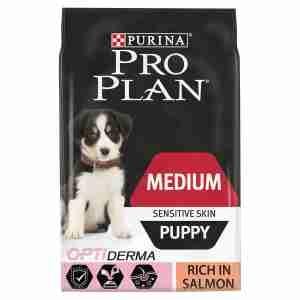 Purina Pro Plan Medium Puppy Sensitive Skin Salmon