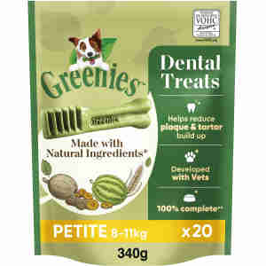 Greenies Dental Dog Chews