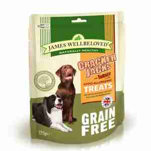 James Wellbeloved CrackerJacks Grain Free