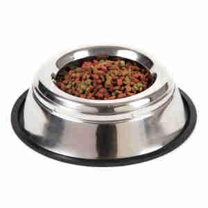 Kokoba Non-Spill Bowl - Stainless Steel