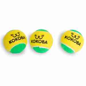 Kokoba 3 Dog Tennis Ball Toys
