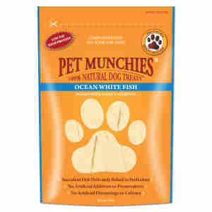 Pet Munchies Dog Treats - Fish