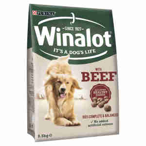 Purina Winalot Adult Dog Beef Dry Food