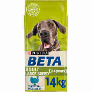 PURINA BETA Adult Large Breed Dog Food