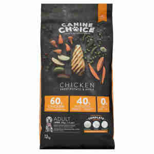 Canine Choice Adult Large Dog Food