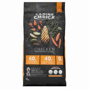 Canine Choice Adult Large Dog Food