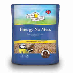 Harrisons No Mess Wild Bird Energy Food