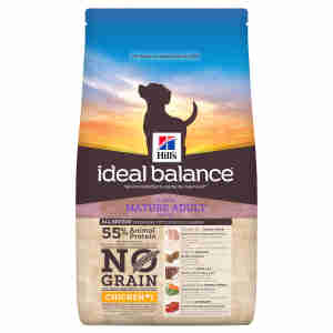 Hill's Ideal Balance Mature No Grain Dog Food