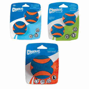 Chuckit Ultra Squeaker Ball for Dogs