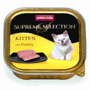 Animonda Supreme Selection Kitten Wet Food