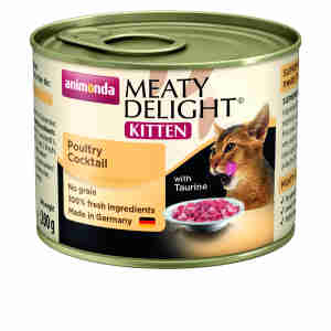 Animonda Meaty Delight Kitten Wet Food