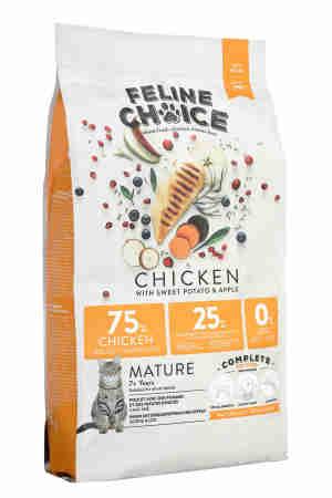 Feline Choice Complete Mature Cat Food