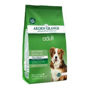 Arden Grange Hypoallergenic Adult Dry Dog Food - Fresh Lamb & Rice