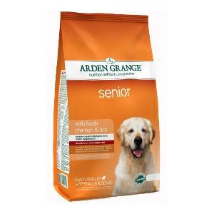 Arden Grange Large Senior Dry Dog Food - Fresh Chicken & Rice