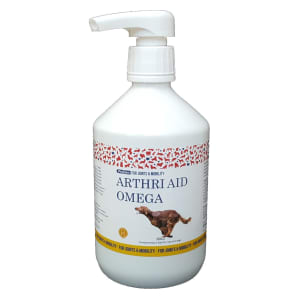 NutriScience Arthri Aid Omega Canine Joint Supplement