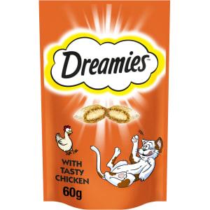 Dreamies Cat Treats - Chicken