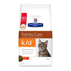 Hill's Prescription Diet Kidney Care k/d Adult/Senior Wet Cat Food - Chicken