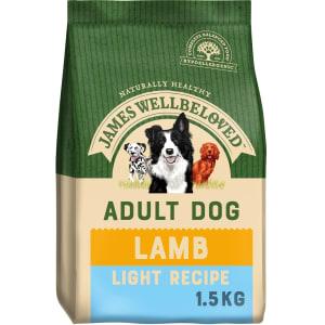 James Wellbeloved Light Adult Dry Dog Food - Lamb & Rice