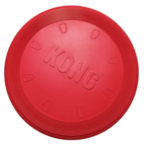 Kong Flyer Durable Rubber Flying Disc