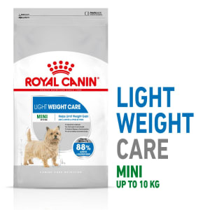 Royal Canin Mini Light Weight Care Adult Dry Dog Food