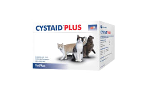 Cystaid Plus Urinary Tract Supplement for Cat