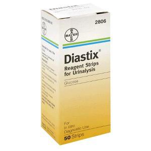 Diastix Reagent Strips