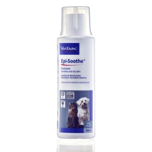 Virbac Epi-soothe Shampoo for Dog & Cat