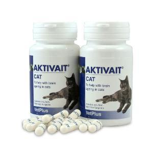 Aktivait Brain Supplement for Cat