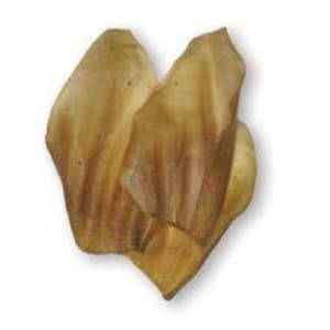 Hollings Natural Dog Treats - Cow Ears