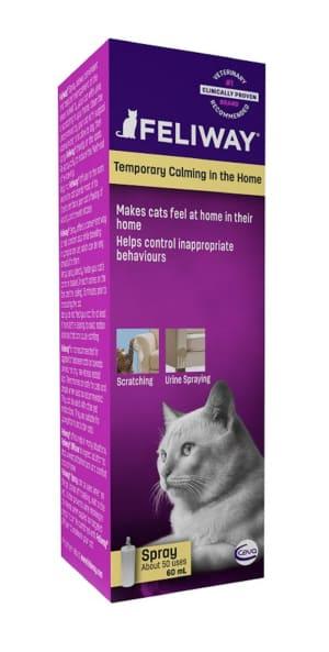 Feliway Classic Calming Cat Spray