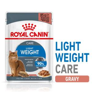 Royal Canin Ultra Light Care In Gravy Adult Cat Wet Food - Gravy