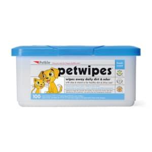 Petkin Dog & Cat Pet Wipes