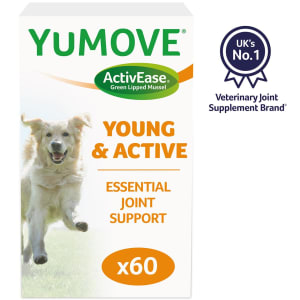 YuMOVE Young & Active Dog Joint Supplement with ActivEase