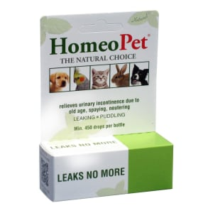 Homeopet Leaks No More Fast-Acting Liquid