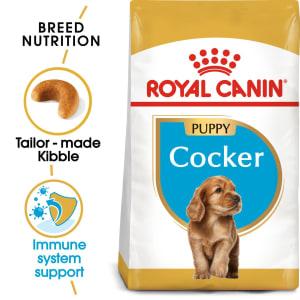 Royal Canin Spaniel Cocker Puppy Dry Dog Food