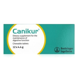 Canikur Dietary Tablets for Dog