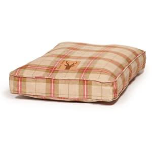Danish Design Newton Moss Box Dog Duvet Bed